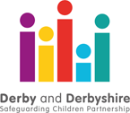 Derby and Derbyshire Safeguarding Children Partnership Logo